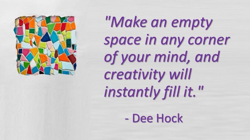 Dee Hock quote