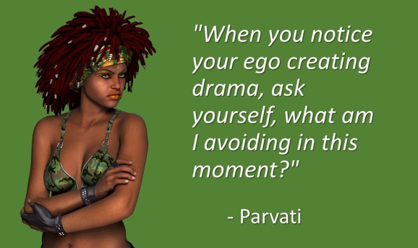 Parvati quote