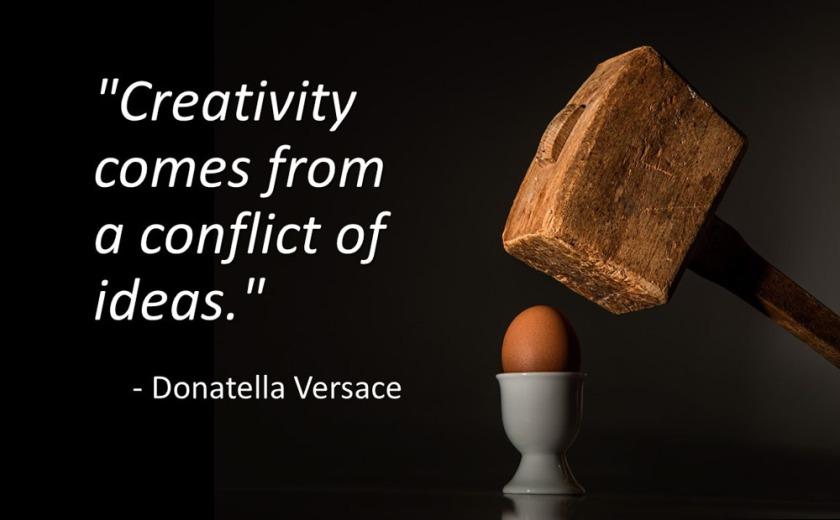 Versace quote