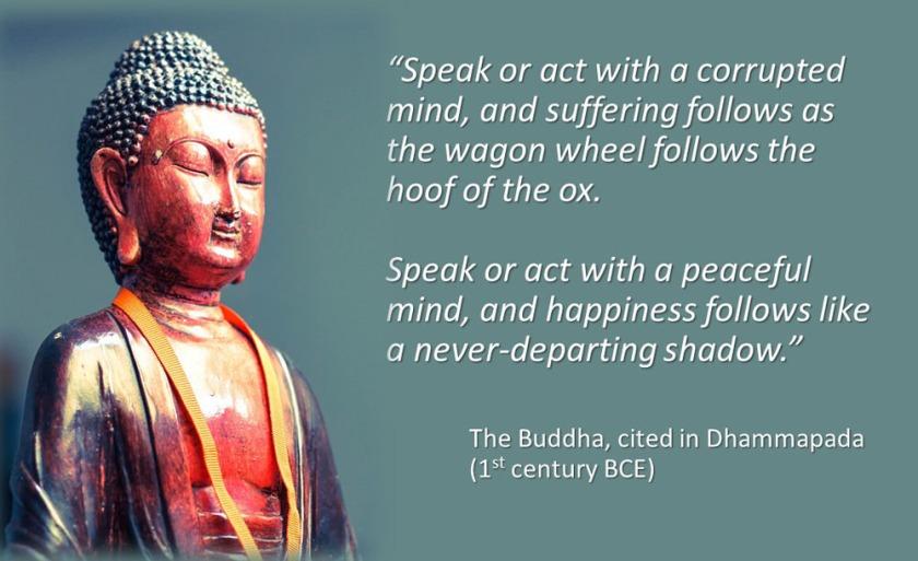 Dhammapada quote