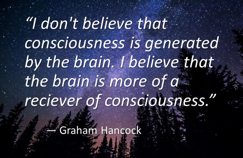 Graham Hancock quote