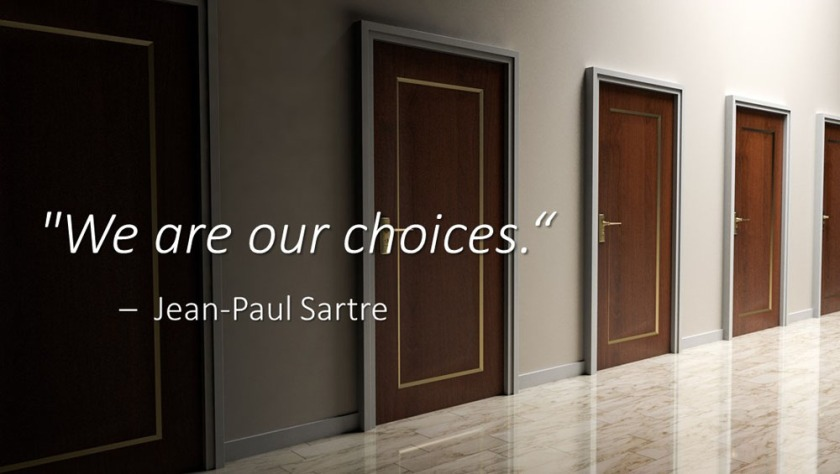 Jean-Paul Sartre quote