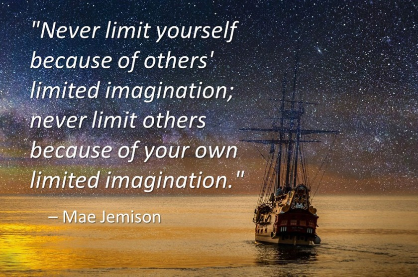 Mae Jemison quote